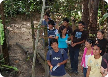 Programaci n especial por semana tur stica de moyobamba for Programacion jardin botanico